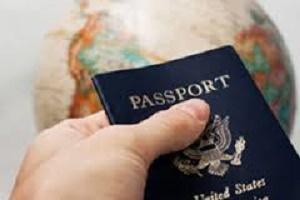 پاسپورت سفید