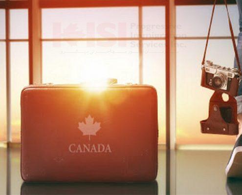 ویزای موقت کانادا - پیشرو