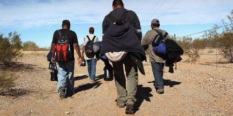 مهاجرت غیر قانونی