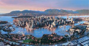 برترین شهرهای دنیا - ونکوور - پیشرو