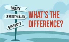 تبدیل ویزای توریستی به تحصیلی- تفاوت کالج و دانشگاه - پیشرو