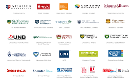 تبدیل توریستی به تحصیلی -لیست دانشگاه ها و کالج های کانادا - پیشرو
