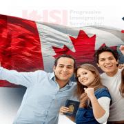 شهروندی کانادا - پیشرو