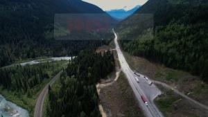 حقایق جالب درباره کانادا - بزرگراه ترنس کانادا- پیشرو