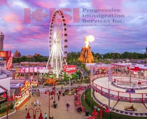 جاذبه های گردشگری کانادا - پیشرو