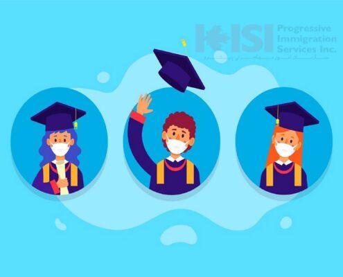 ویزای تحصیلی در سال 2020 - پیشرو