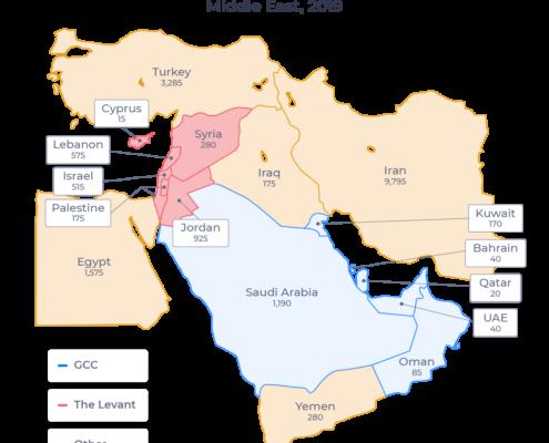 دانشجویان خاورمیانه - پیشرو