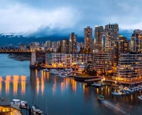 بریتیش کلمبیا کانادا