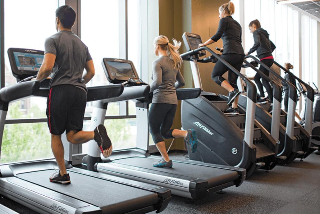 هزینه سلامتی و ورزش در مونترال