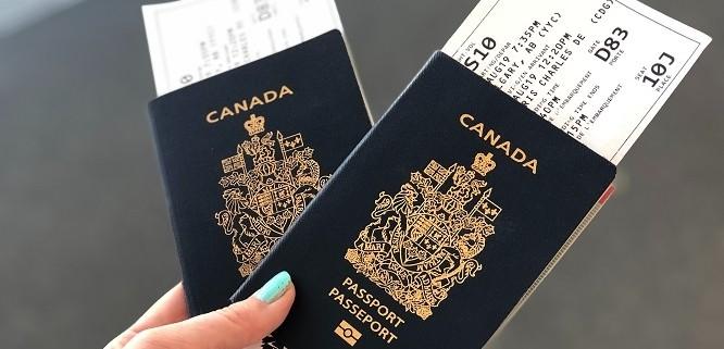 کانادا ویزا